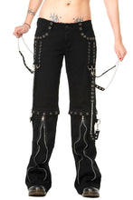 Load image into Gallery viewer, Chain Trousers gothic pants - Unisex