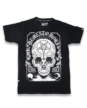 Load image into Gallery viewer, Momento Mori Skull T-Shirt - mens/unisex