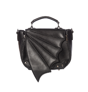 Bat wing Gothic over shoulder bag
