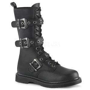 Bolt 330 - Buckle/strap combat boot PRE ORDER
