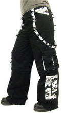 Load image into Gallery viewer, Urban cammo punk goth metal Pants - men's / unisex