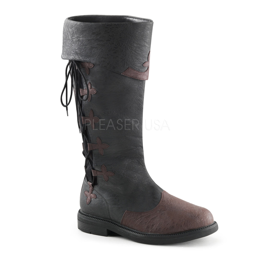 Captain110 - costume cosplay pirate viking hero boots
