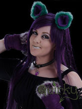 Load image into Gallery viewer, Cat Ears - Clip on Kitty ears - Neko cosplay ears (31 colours!)
