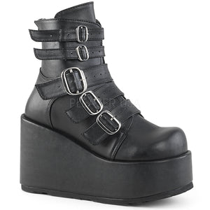 Concord57 - Platform strap ankle boot
