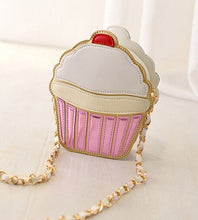 Load image into Gallery viewer, Cup Cake cutie mini handbag - ULTRA CLEARANCE