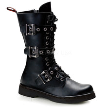 Load image into Gallery viewer, Defiant 303 - Buckle/strap combat boot