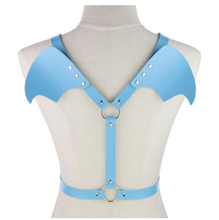 Load image into Gallery viewer, Kawaii Devil Bat Wing Cosplay Harness