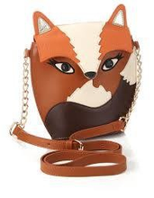 Load image into Gallery viewer, Sweet small fox handbag - ULTRA CLEARANCE