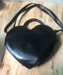 Sweet love heart handbag- ULTRA CLEARANCE