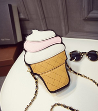 Load image into Gallery viewer, Ice cream cutie mini handbag - ULTRA CLEARANCE