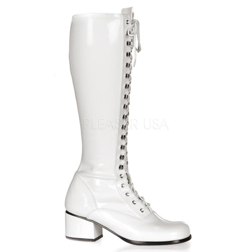 Retro 302 - retro Gogo knee high boot PRE ORDER