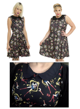 Load image into Gallery viewer, Sailor Moon Dark Collar Dress - LIMITED EDITION