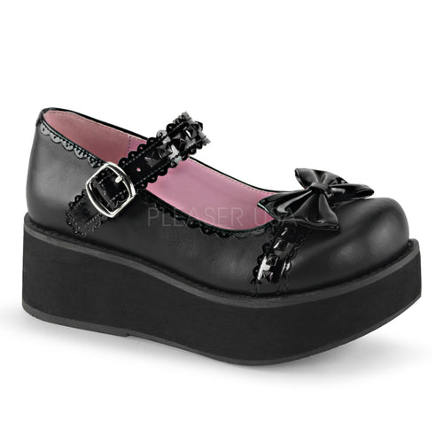 Sprite04- Gothic, bow platform shoes