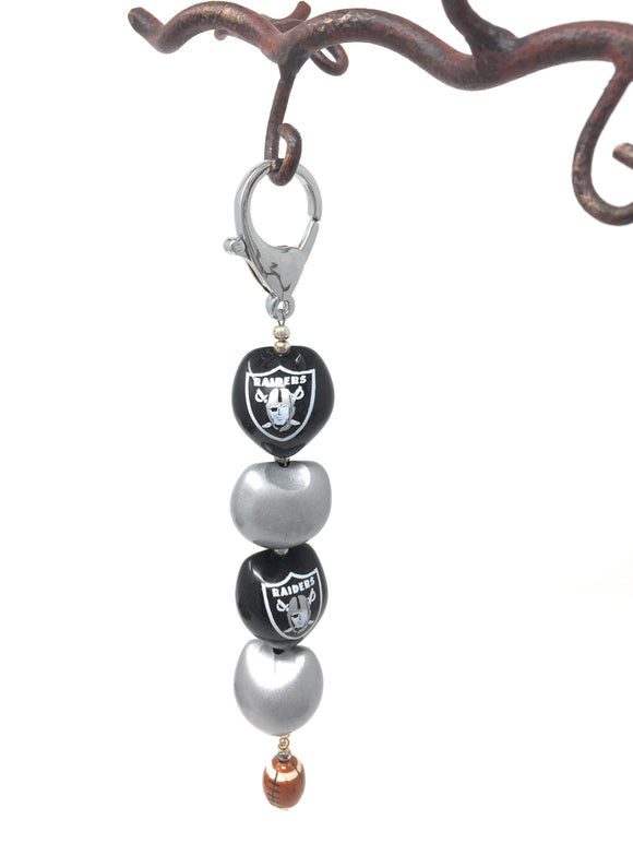 Raiders Key Chain