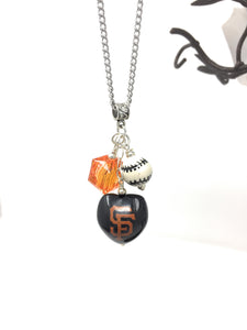 SF Giants Necklace