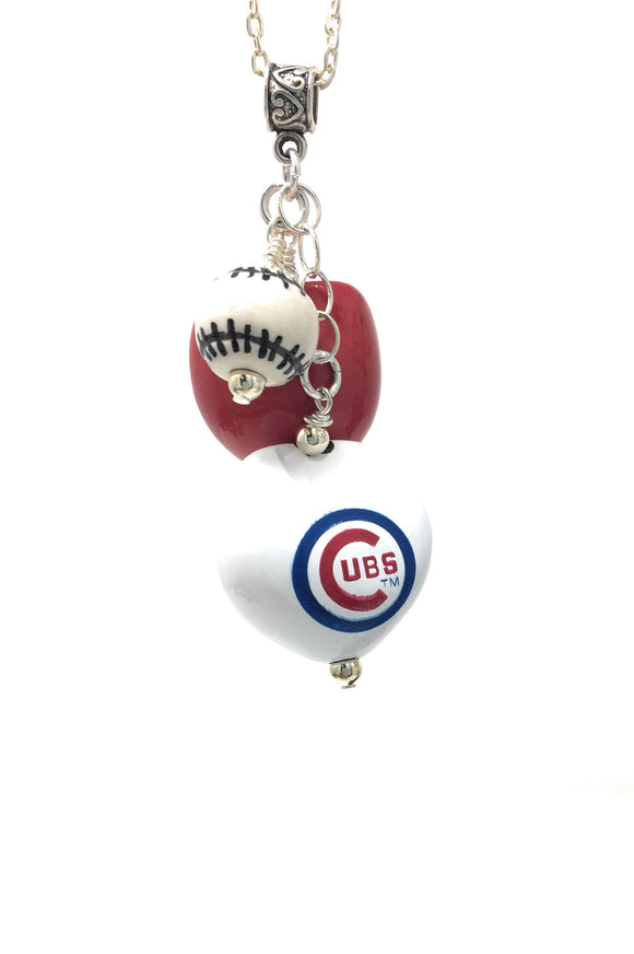 Cubs Necklace