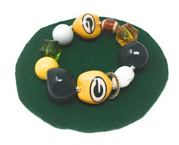 Green Bay Packers Bracelet