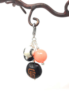 SF Giants Charm