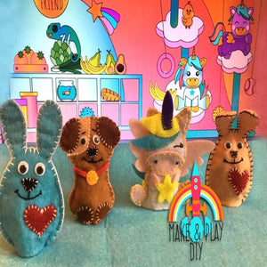 Make & Play Pet Shop™ -  - Make & Play DIY - Make & Play DIY