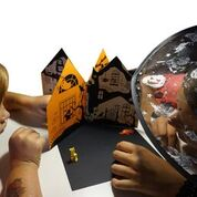 SOLD OUT!!! Halloween Hotel -  - Make & Play DIY - Make & Play DIY