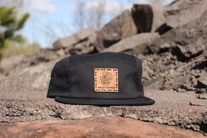 5 Panel Patch Cap