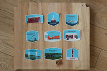 Icons of the Keweenaw Stickers