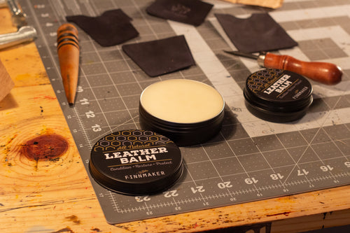 Finnmaker Leather Balm