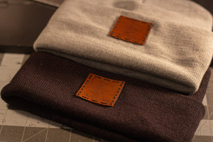 Logo Patch Winter Cap