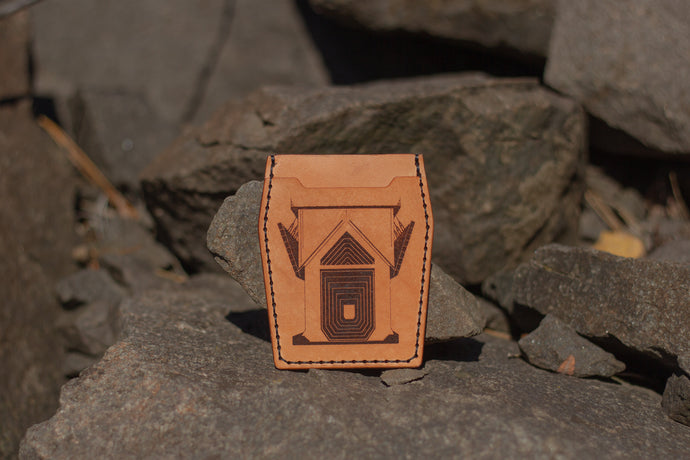 Ore Dock Card Wallet
