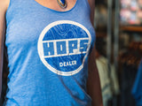 Women's Hops Dealer Tank