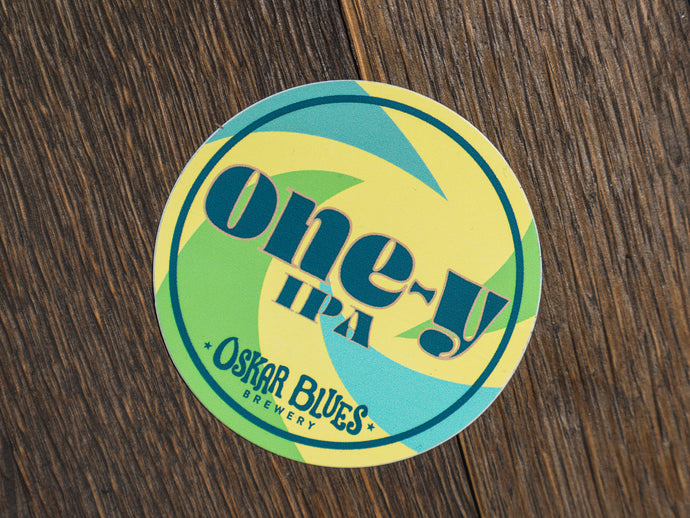 One-y Sticker