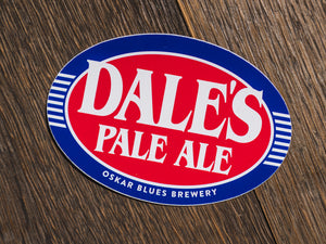 Dale's Pale Ale Sticker