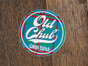 Old Chub Sticker