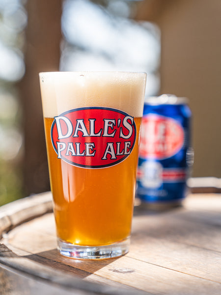 Dale's Pale Ale Pint Glass