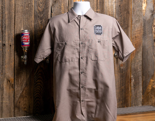 Oskar Blues Brewery Workshirt