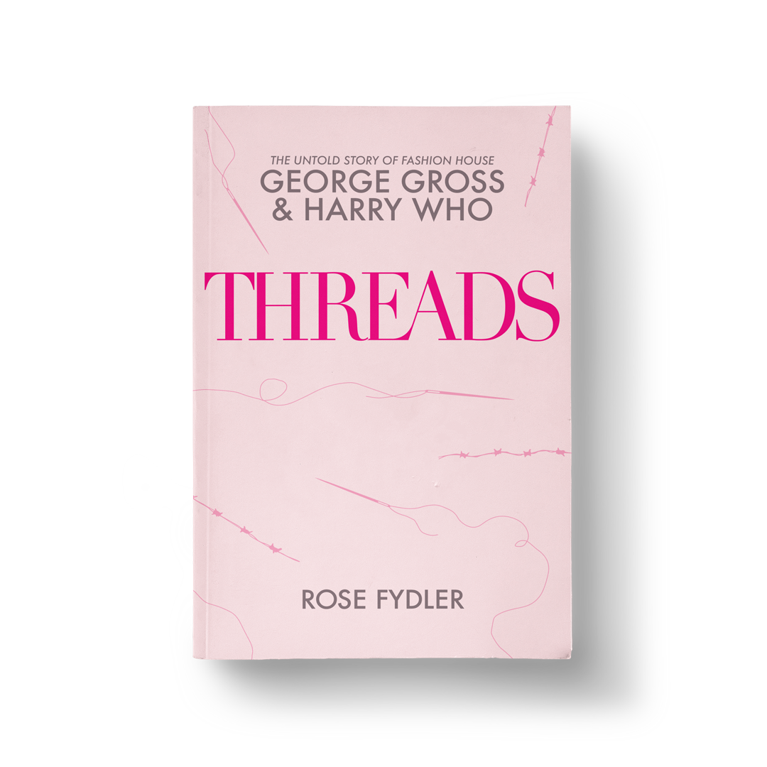 [Threads] - George Gross & Harry Who, George Gross Book