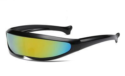 Skeyeware Shades Men Black F Cyclops Fast Sunglasses