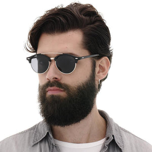 Skeyeware Shades Men Club Style Polarized Sunglasses