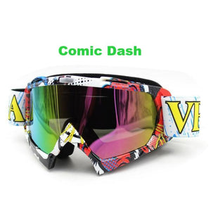 Clutch Goggs - Comic Dash Tinted - New Arrivals
