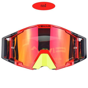 Trooper Goggles - Red - New Arrivals