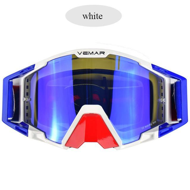 Trooper Goggles - White - New Arrivals