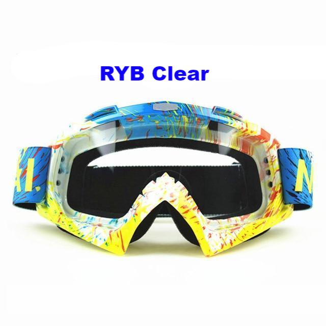 Clutch Goggs - Ryb Clear - New Arrivals