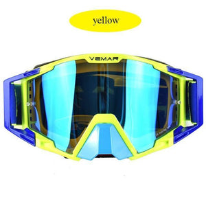 Trooper Goggles - Yellow - New Arrivals