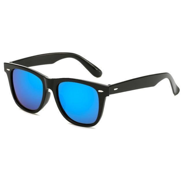 Skeyeware Shades Unisex Blue Basic B**** Shades
