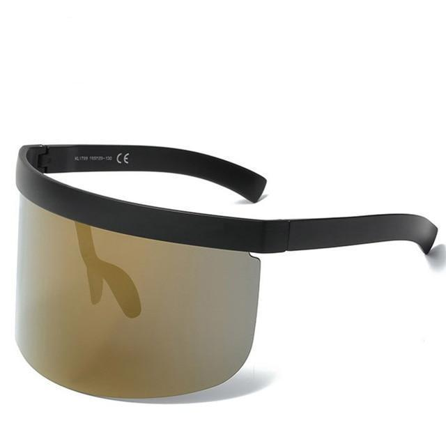 Skeyeware Shades Unisex Brown Speed Shades