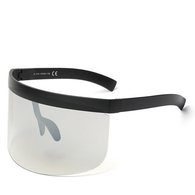 Skeyeware Shades Unisex Clear Speed Shades