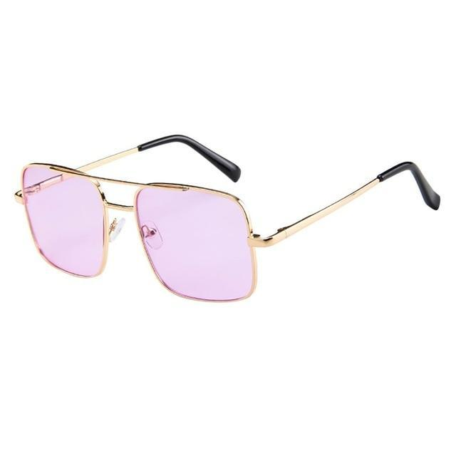 Skeyeware Shades Unisex G (Color as shown) / China Retro Sunglasses