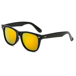 Skeyeware Shades Unisex Gold Basic B**** Shades