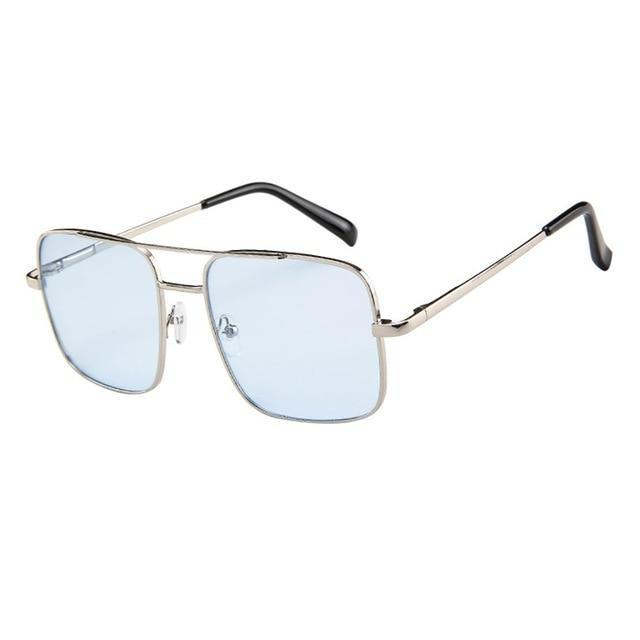 Skeyeware Shades Unisex H (Color as shown) / China Retro Sunglasses