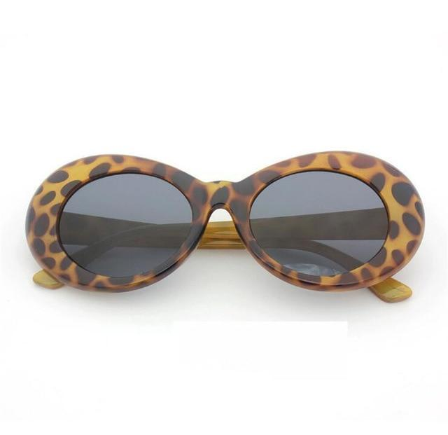 Clout Goggs - Leopard Gray - New Arrivals
